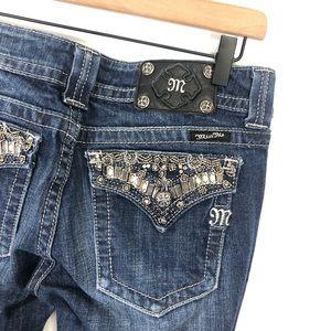 Miss Me Embellished Bootcut 30 Jeans JP-4656-2